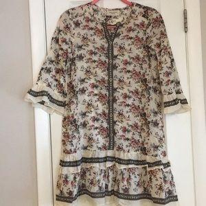 Max Studio Boho dress Sz S